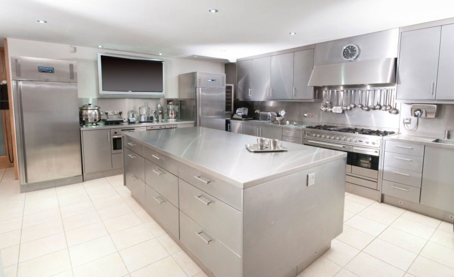 stainless steel kitchen cabinets stainless steel commercial style island HHDWSBK