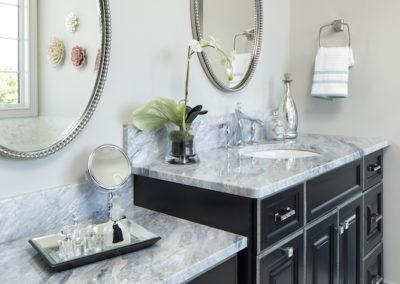 stone bathroom countertops UVFFCBT