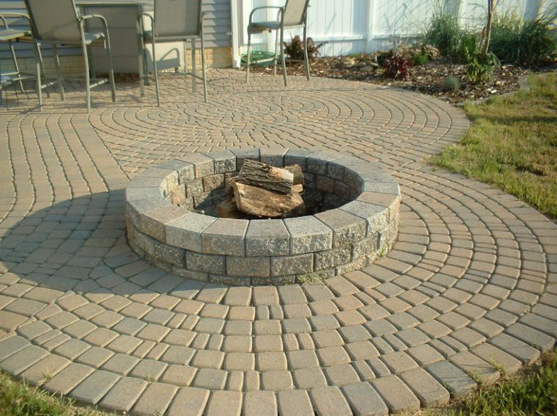 stone patio ideas patterns-stone-patio-ideas NFRQNVF