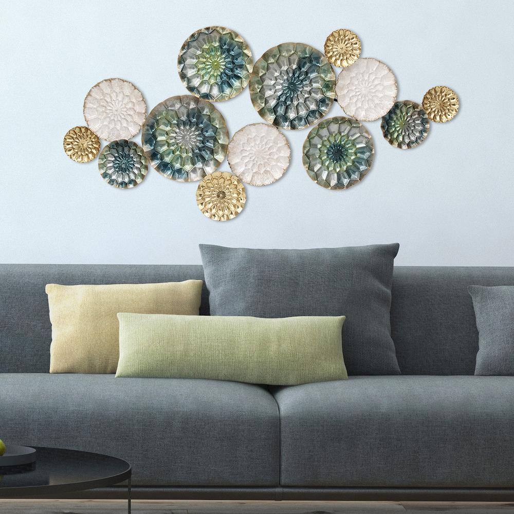 Everlasting Stunning Metal Wall Décor Pieces