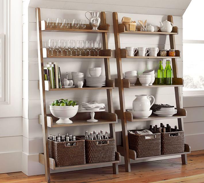 studio wall shelf | pottery barn ZCUBOYL