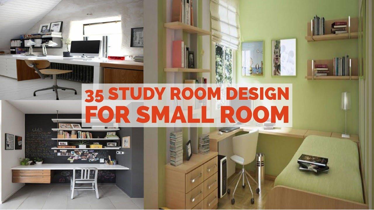 study room designs 35 study room design for small room SAJVFGK