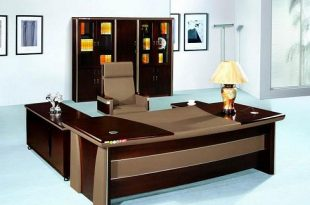 stylish home office desk furniture wood top 22 ideas about office STRTWFM