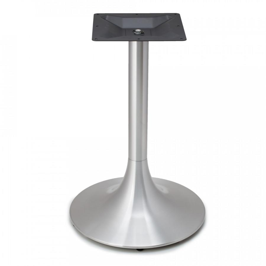 table bases botti-20 aluminum table base - dining height (28 1/2 WNXNEGV