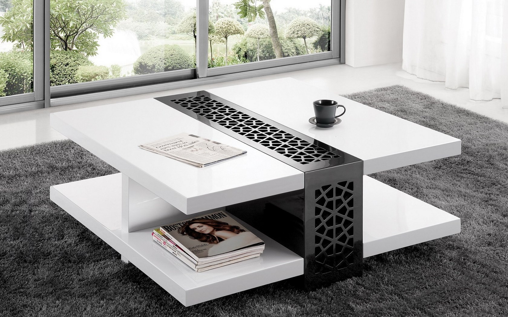 table salon tables de salon design salon console table ablagen konsolen von true ZQUUYBH