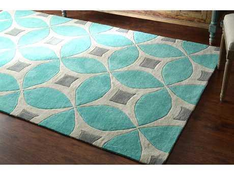 teal rugs nuloom barcelona baby blue rectangular area rug HLCKKQI