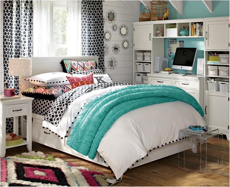 teen girl bedroom 15 teen girlu0027s bedroom ideas to inspire BULMKVP