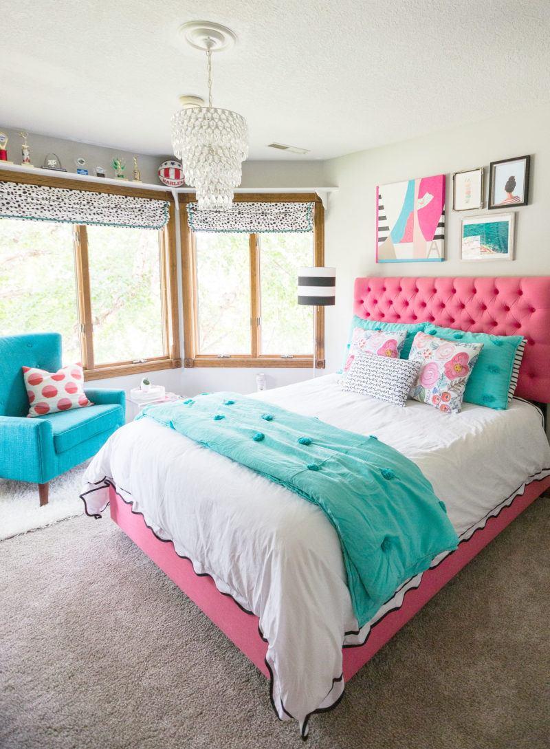 teen girl bedroom bright teen girlu0027s bedroom GDOPBDO