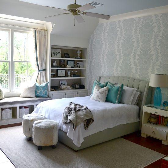 teen girl bedroom designer: lisa palmer, via: alwayssummer.comu0026nbsp; IFJXHOS