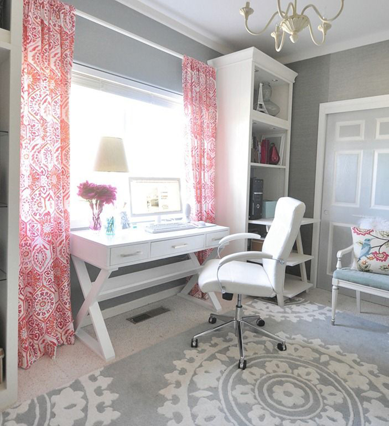 teenage girl bedroom ideas 13. office space CEDUTER
