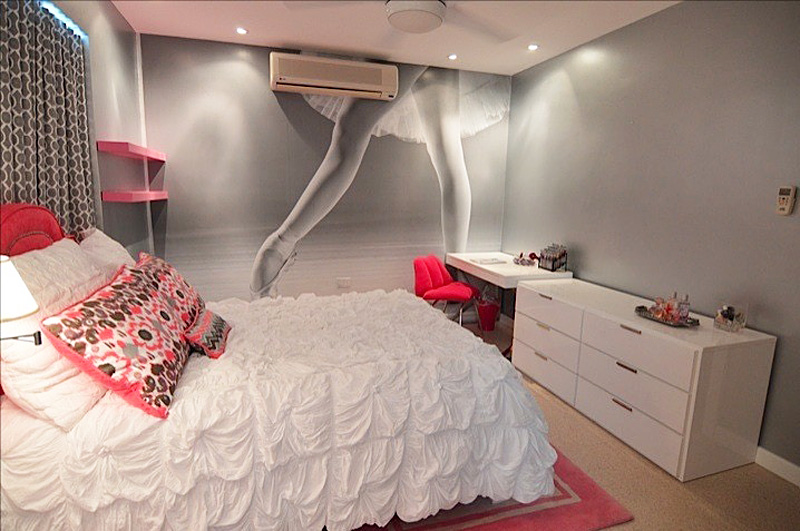 teenage girl bedroom ideas 20 fun and cool teen bedroom ideas - freshome.com ZSOWLTI