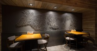 the village restaurant interior design GXBJZRF