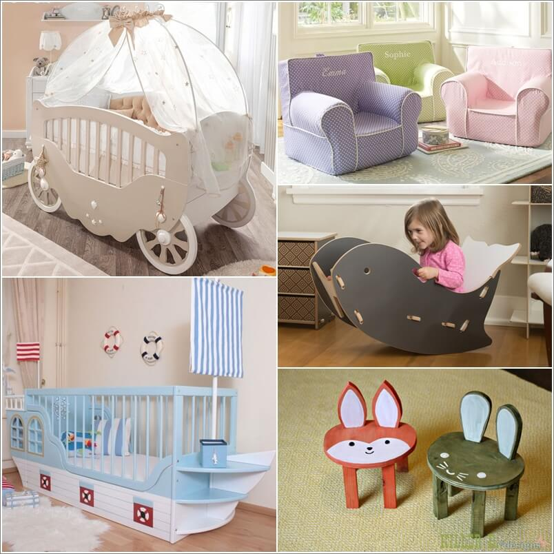 toddlers furniture 15 super cute baby and toddler furniture designs CXCELSD