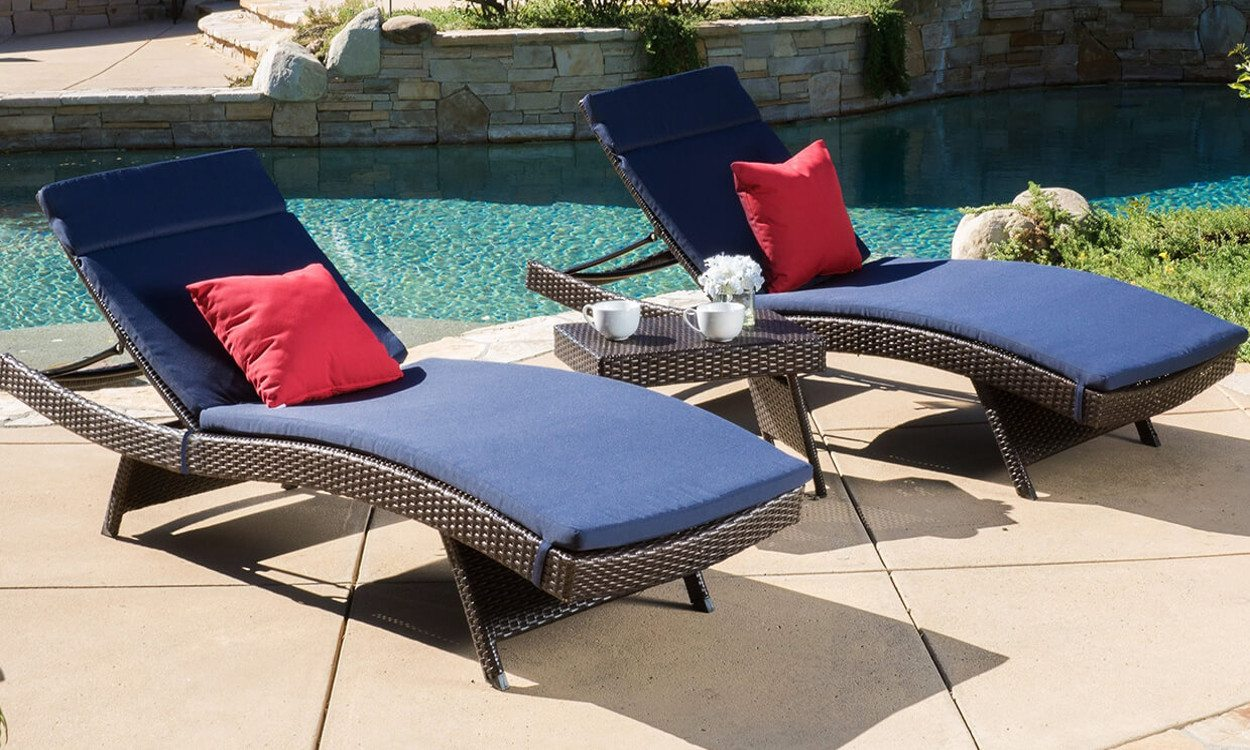 top 5 types of pool furniture XHVGDVL