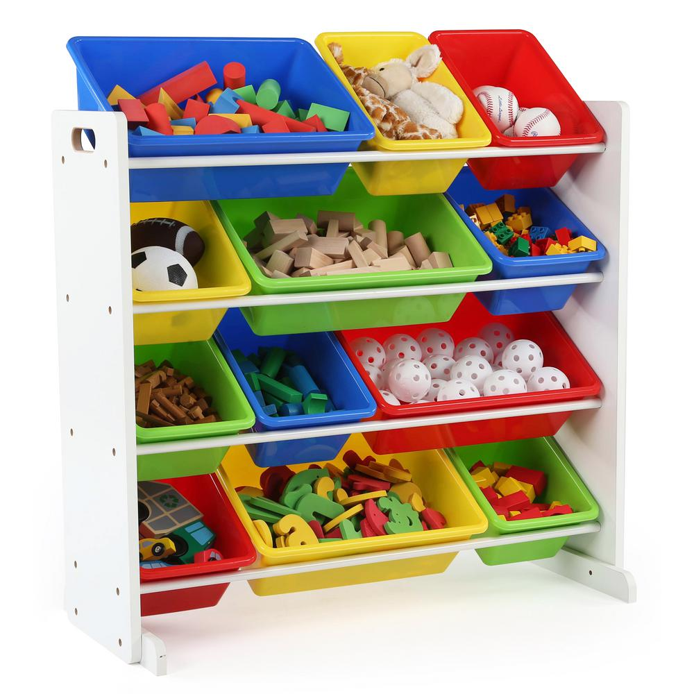 Kids Toy Storage for an Orderly Life and Disciplined Room