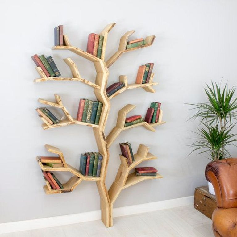tree bookshelf design (2) QWFQEMW