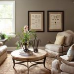 Choosing the hottest trending colours for living room