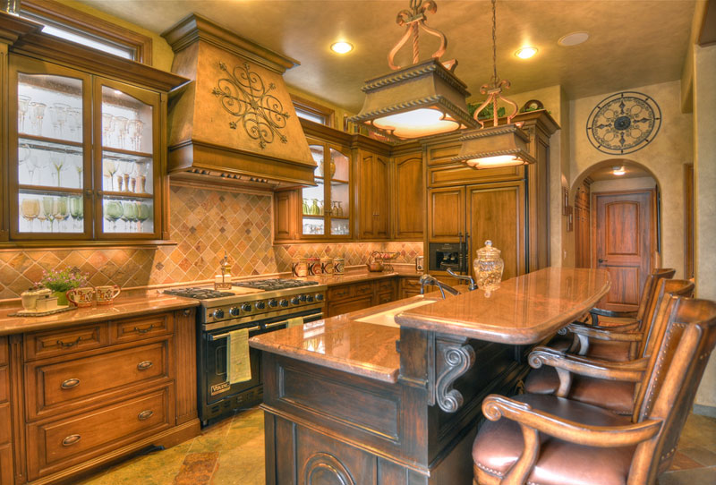 tuscan kitchen style image of: tuscan style kitchen furniture XNIKLOO