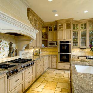 tuscan kitchen style  UHFTKRJ