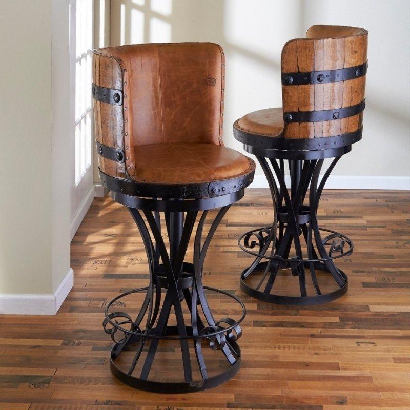 unique rustic bar stools dream designs TNDCAPP