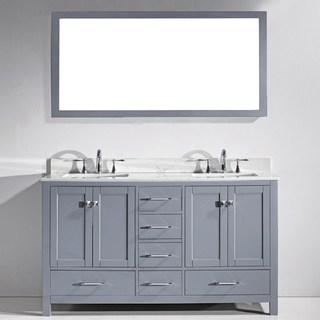 vanity cabinets caroline avenue 60 RQMONUD