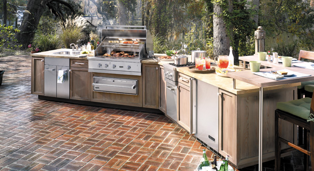viking outdoor kitchens NVPFSRE