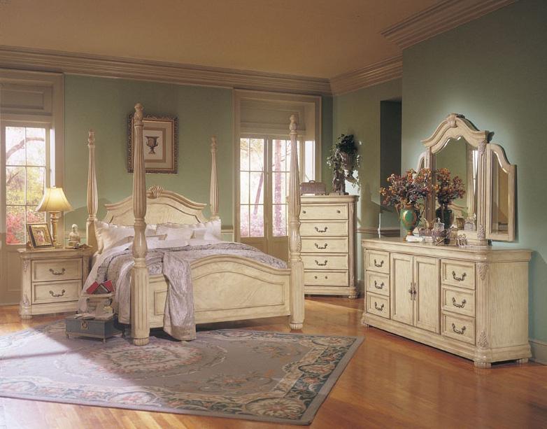 vintage bedroom furniture photo - 1 QSFJNOT