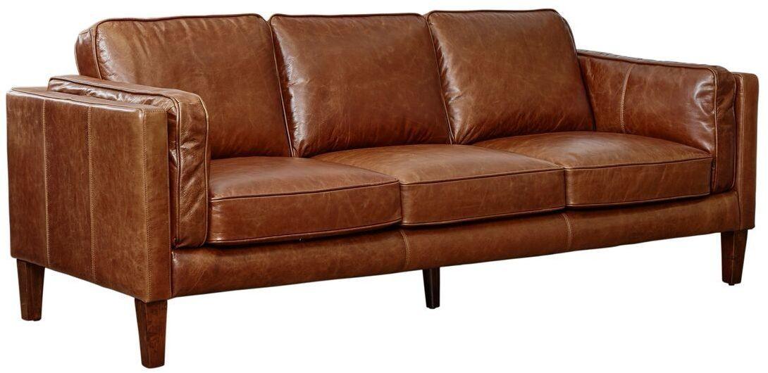 vintage leather sofa berkley cocoa brompton vintage leather living room set YHILTBF