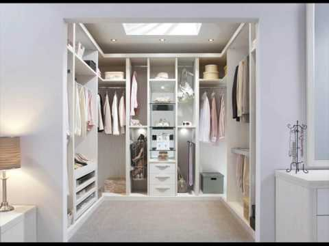 walk in wardrobe fixtures and fittings design UNOWLIV