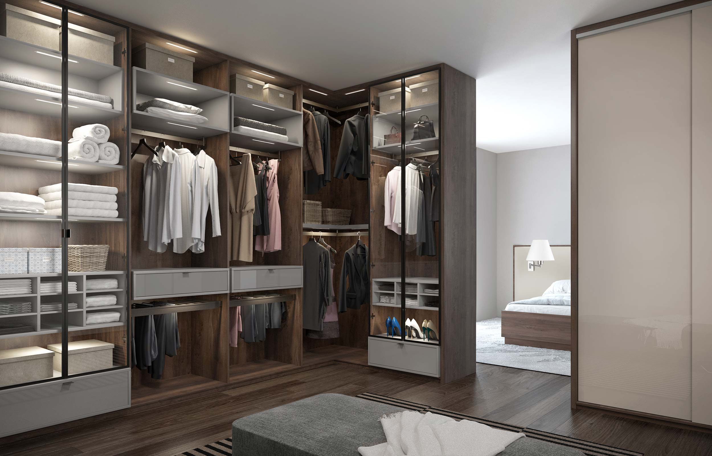 walk in wardrobe interior: walk in wardrobes elegant respace throughout 24 from walk in CNDTSHY