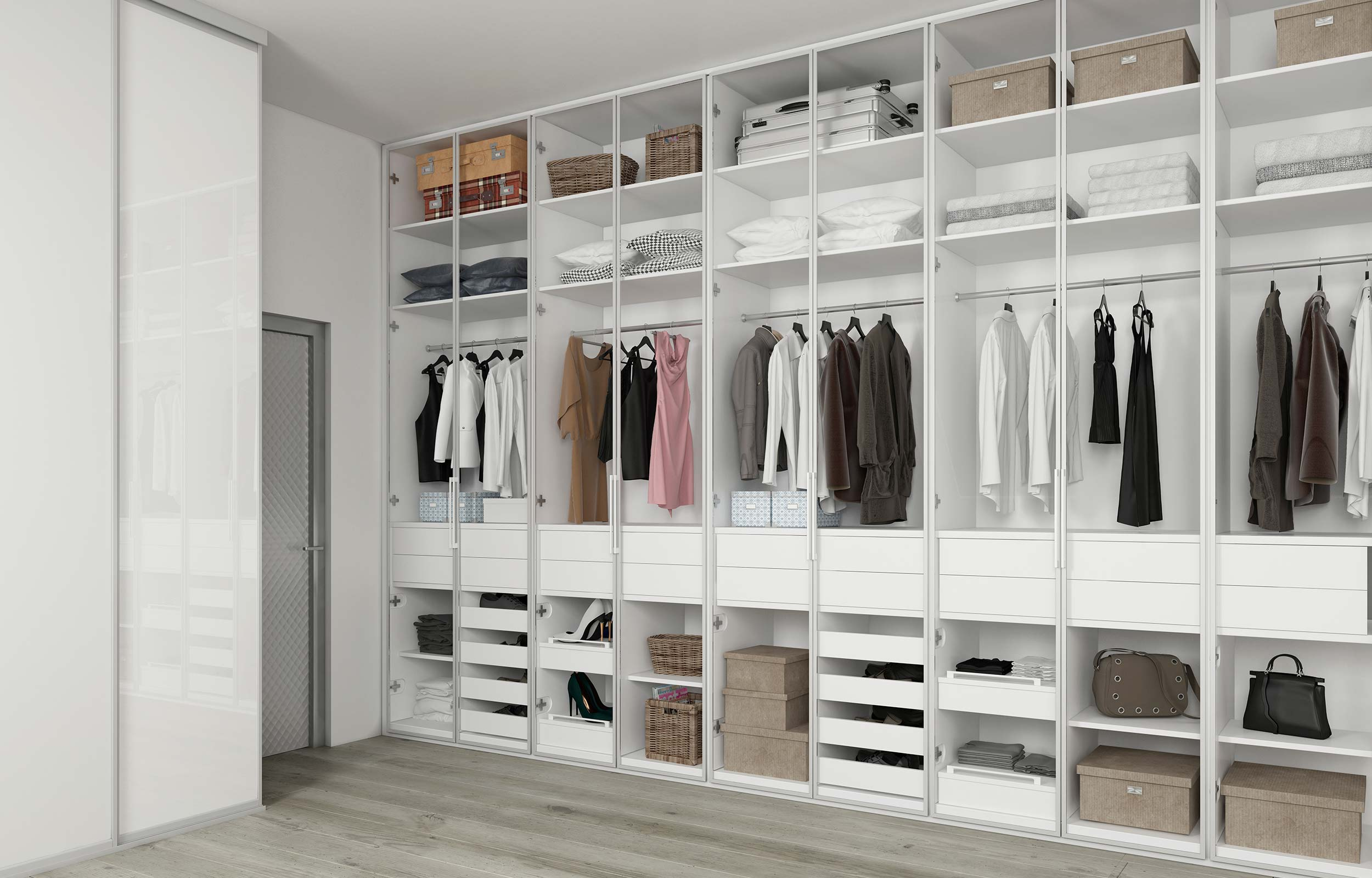 walk in wardrobe ... walk-in wardrobe ... ROHTVPC