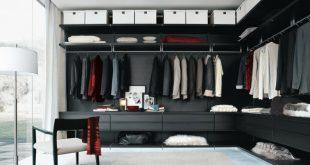 walk in wardrobes designs impressive yet elegant walk-in closet ideas - freshome.com MNYTOTS