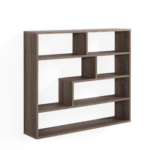 wall bookshelf bunker rectangular wall shelf PIRTESY
