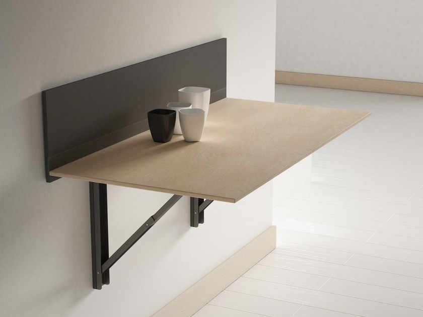 Wall Mounted Table for Small Spaces