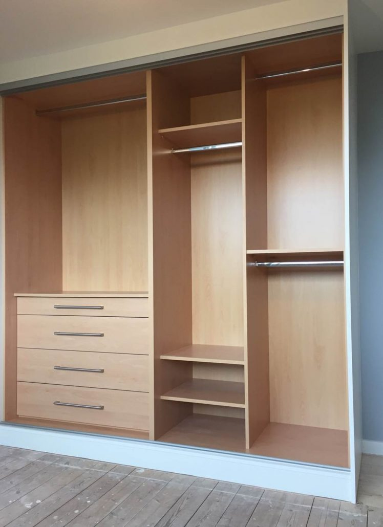 wardrobe interiors smart beech coloured interiors KJPJEGA