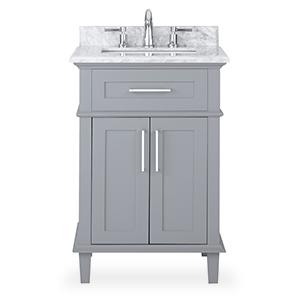 white bathroom vanity standard bathroom vanities SLGSGLD
