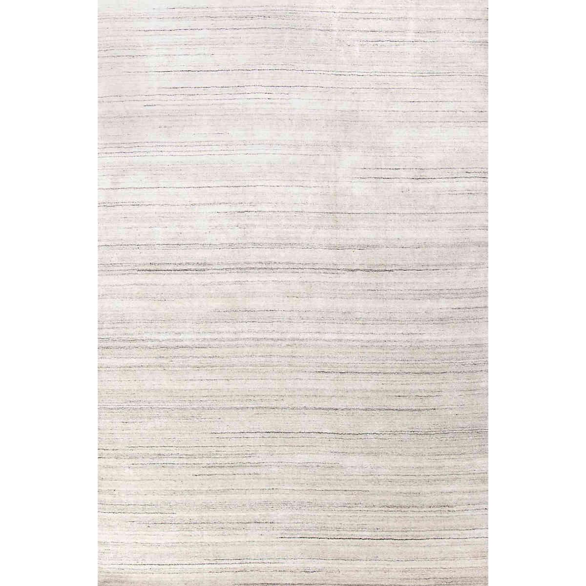 white rug icelandia white hand knotted rug | dash u0026 albert IKNTFMF