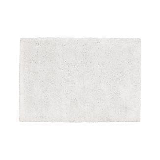 white rug memphis ii white shag rug ... ODPOGBP
