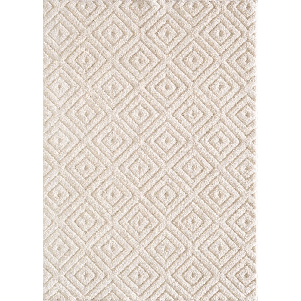 white rug natco ronin off white 8 ft. x 10 ft. area rug QVEAOHT