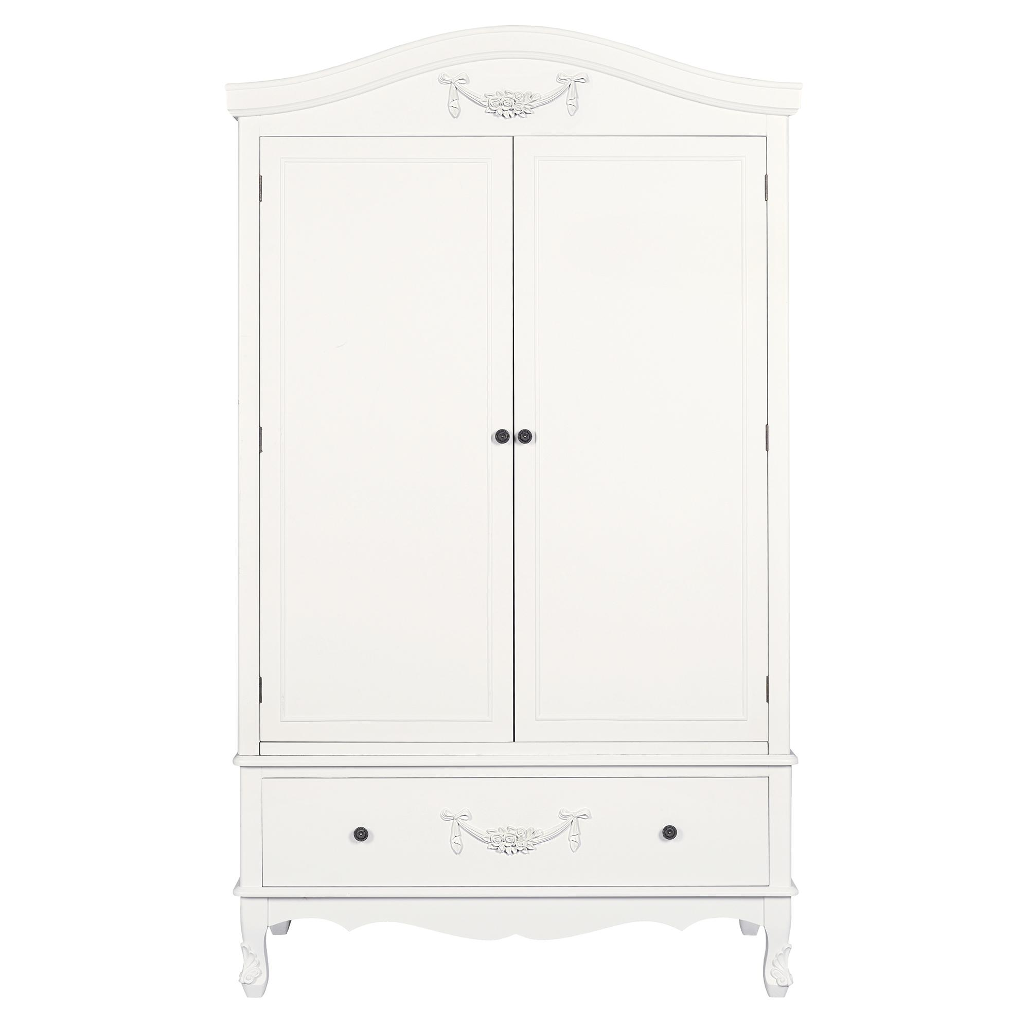 white wardrobes toulouse white double wardrobe. loz_exclusive_to_dunelm LSIJDYI