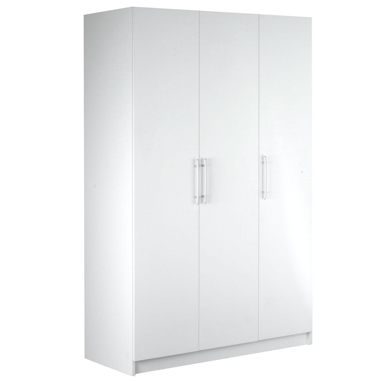 white wardrobes washington 3 door wardrobe - white - next day delivery washington VDDIELG