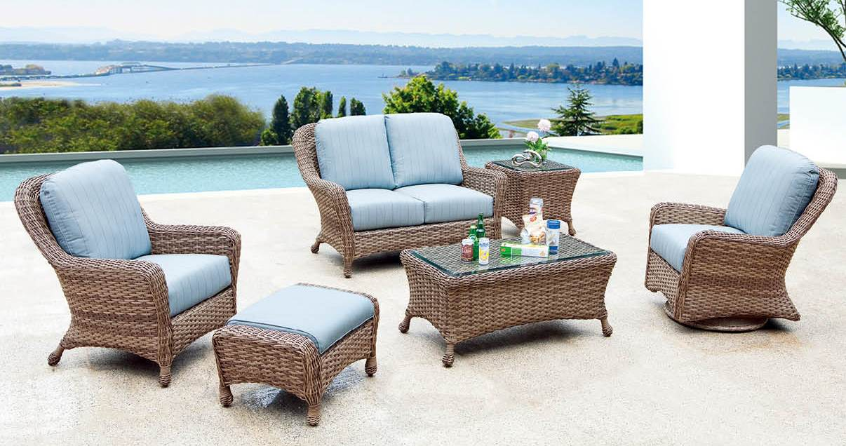 wicker furniture: make the switch - palm casual GQOSPHK