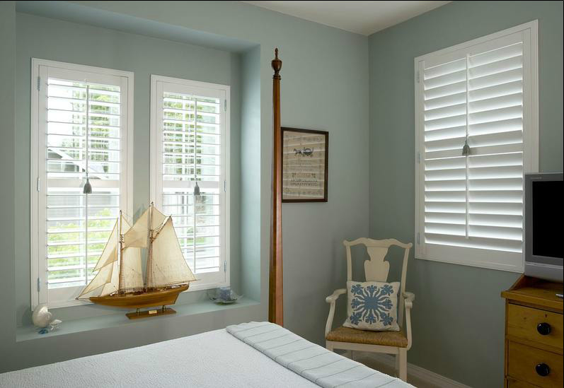 Window Shade for Security Purpose