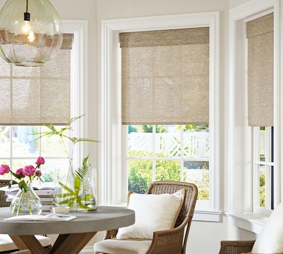 window treatment ideas whether youu0027re looking for elegant draperies, covered valances, or a simple AGHIXMB