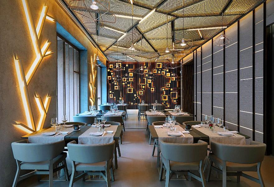 wonderful restaurant interior design home ideas EASHZED