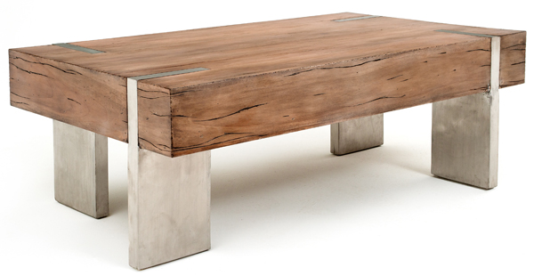 wood coffee table casual cottage coffee square GOSOAUT