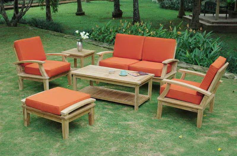 wooden patio furniture wood outdoor patio furniture outdoor table set with cushion wood outdoor LCUPNIM