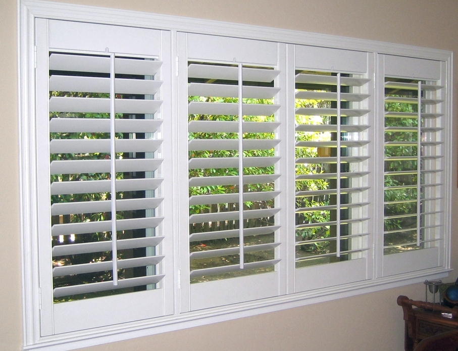 wooden shutters wood plantation shutters for home SQQKDGY