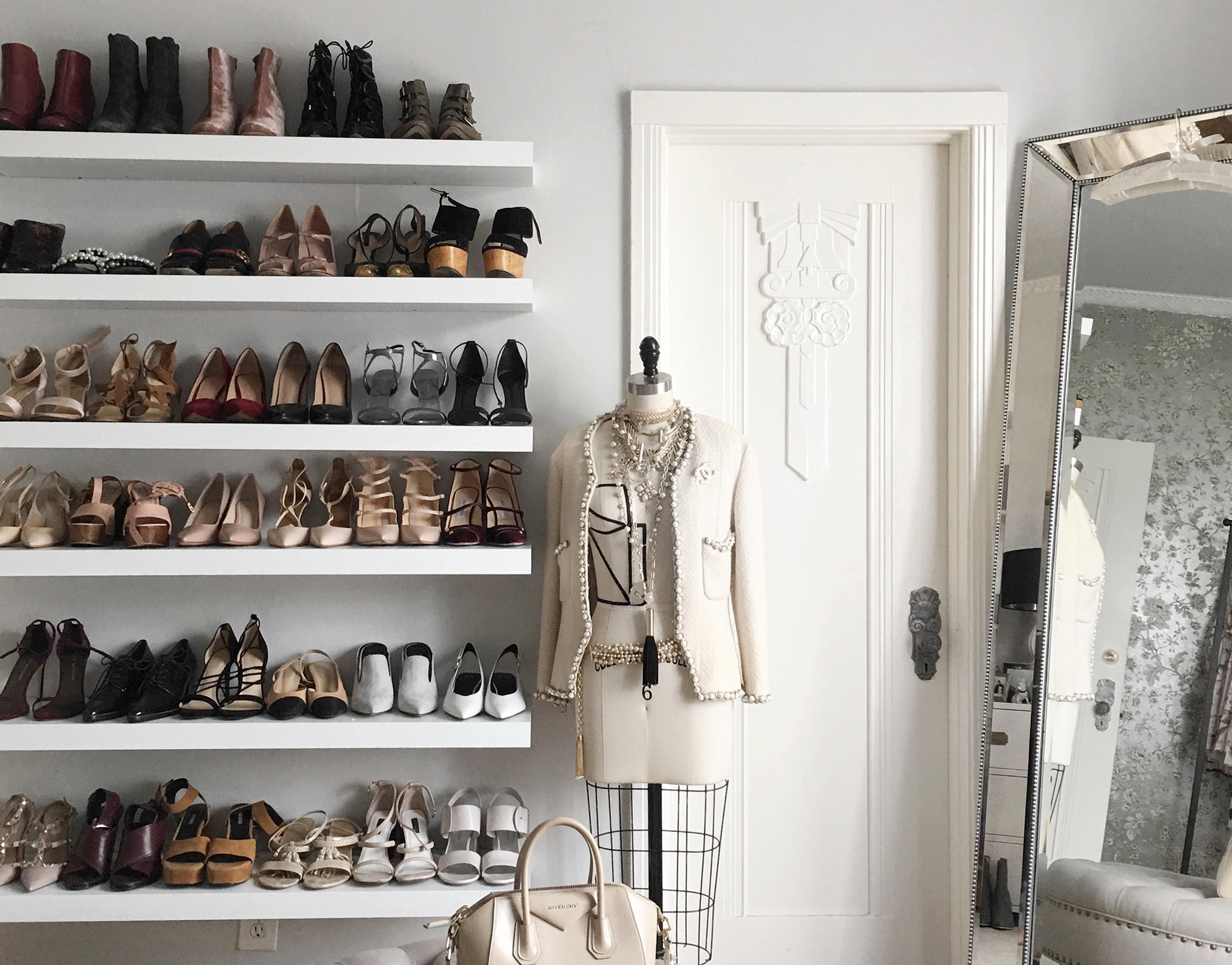 youtube video: inside my shoe closet | margo u0026 me BUJQBTI