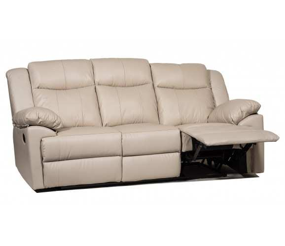 39 Beautiful Collection About 3 Seater Recliner Leather sofa   Sofa